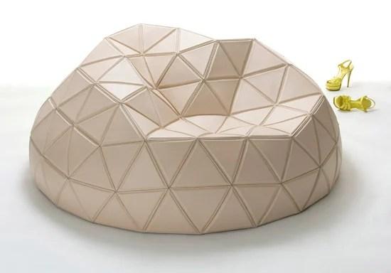 mini bean bag chair modern and a half mathieu lehanneur: bucky's nightmare