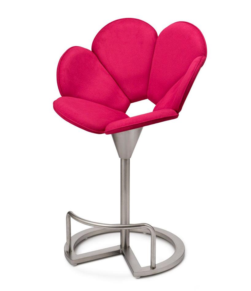 stool chair in chinese papasan cushion covers diy masanori umeda: anemone