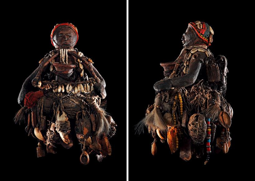 vodun african voodoo at fondation cartier