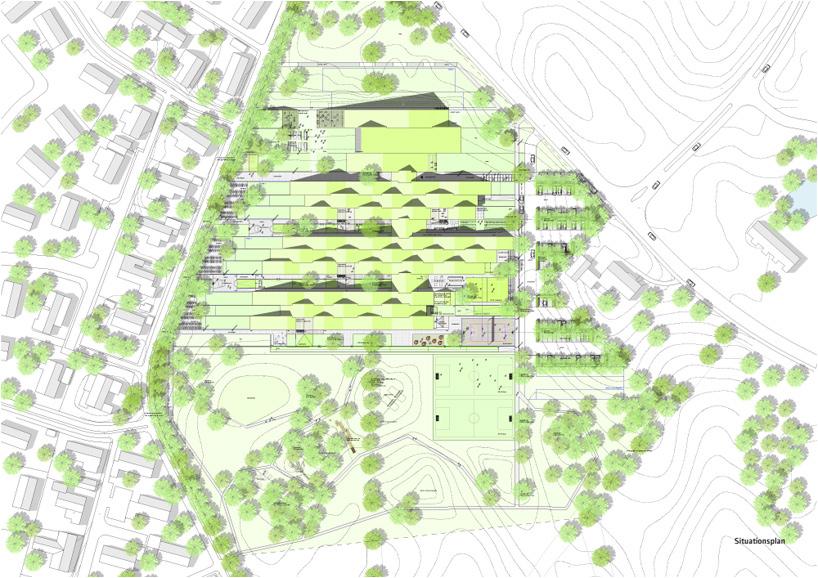 BIG Architects Vilhelmsro Primary School