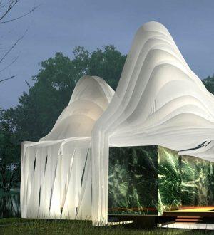 bird island project by graft architects