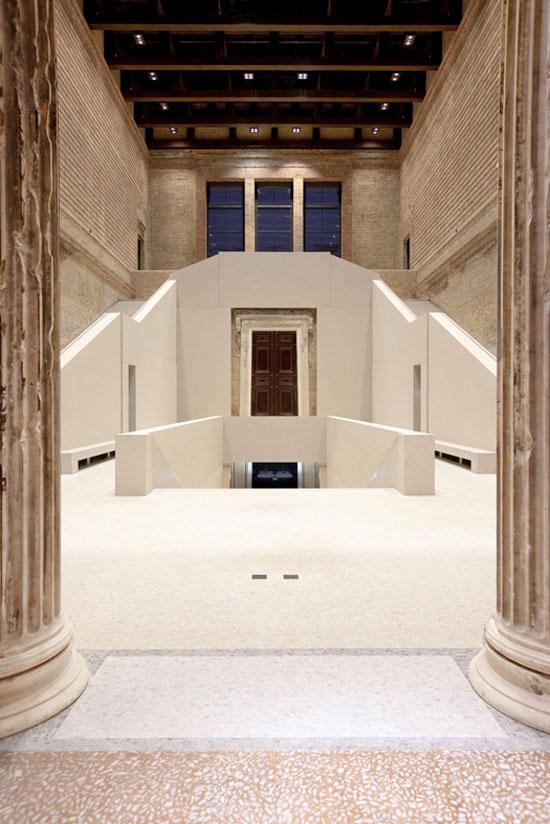 David Chipperfield Architects Neues Museum Berlin