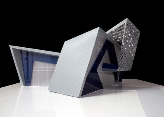 Daniel Libeskind Pre Fab Homes The Villa Signature Series