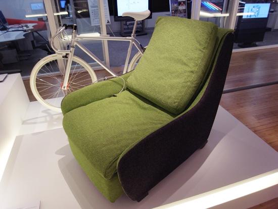 panasonic massage chair won japan good design award 09