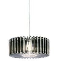 cd chandelier | designboom.com