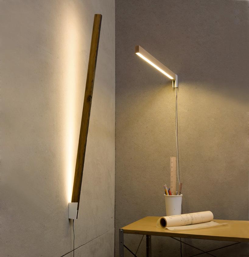 RUX design stickbulb lamp