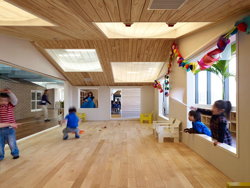 Suppose Design Office Kiddy Shonan CX Nursery School