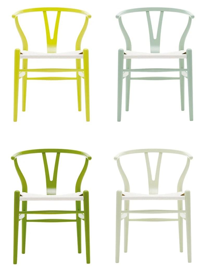 wishbone chairs chair massage austin hans j. wegner: in color