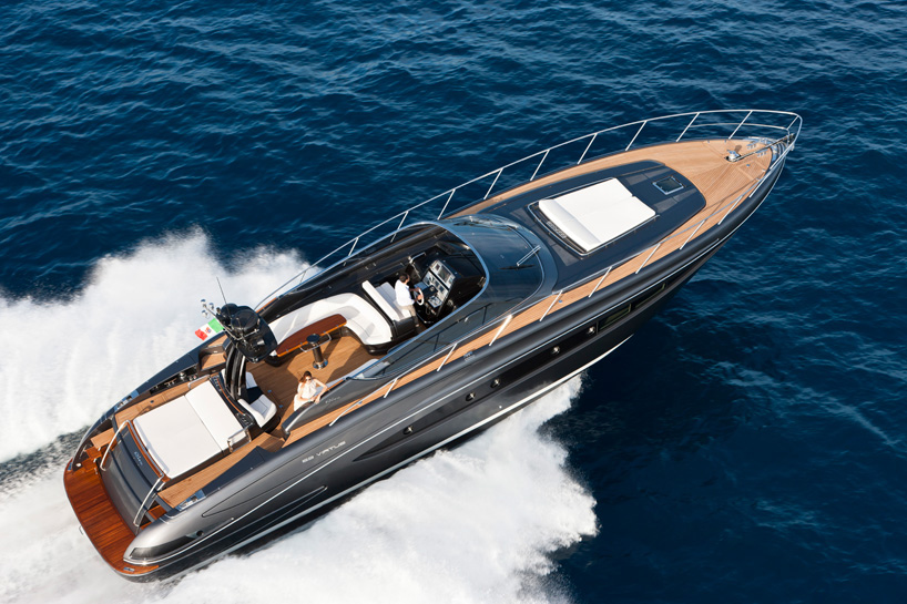 Riva 63 Virtus Is A Reinvention Of An Open Yacht With