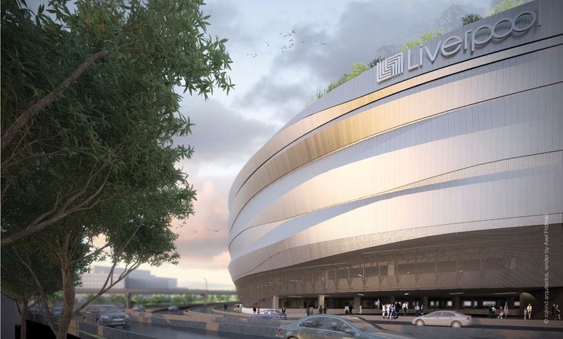rojkind arquitectos liverpool department store mexico city