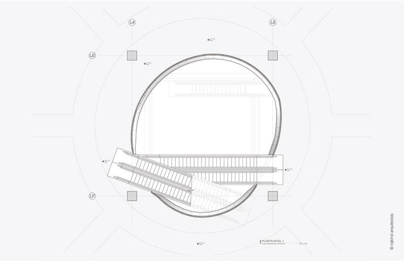 rojkind arquitectos: liverpool department store, mexico city