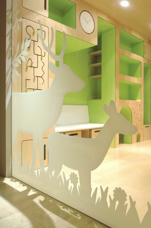 Teradadesign Architects Matsumoto Kids Dental Clinic