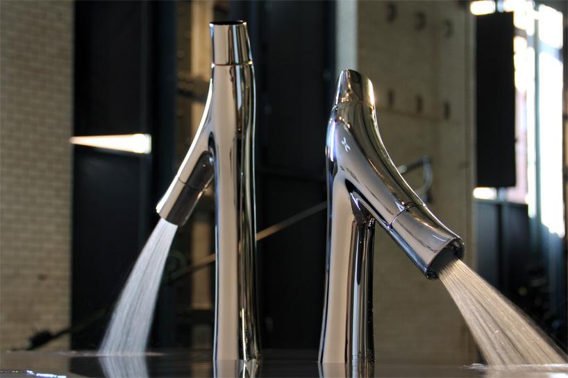 Philippe Starck Axor Starck Organic Water Saving Faucet