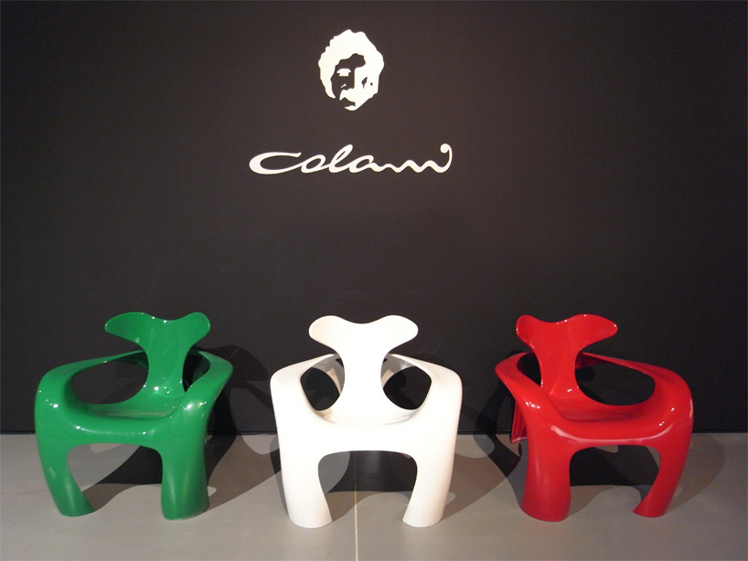 chair japanese design folding lawn chairs target luigi colani: retrospective biodesign codex show