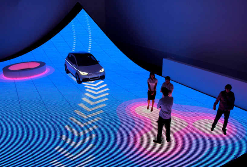 BIG  AUDI urban future at design miami 2011