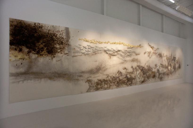cai guo qiang saraab at mathaf arab museum of modern art