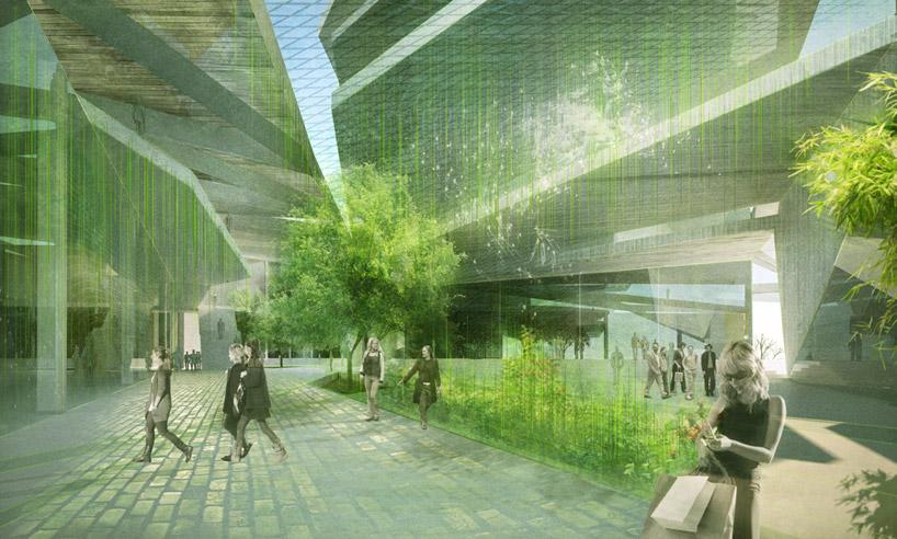 matteo cainer architects busan opera house