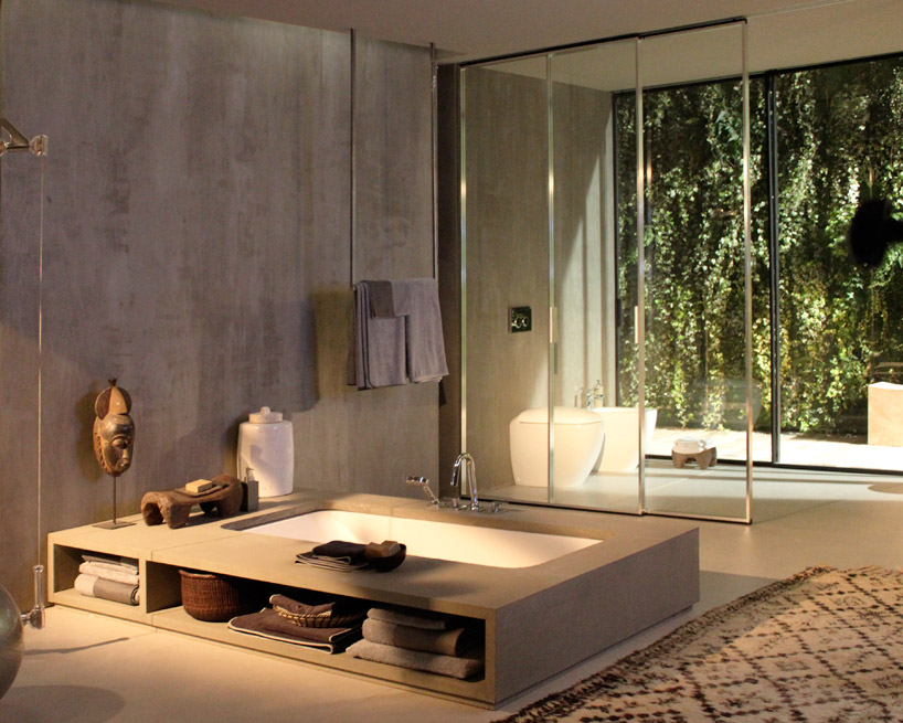 antonio citterio  sergio brioschi bathroom ceramics