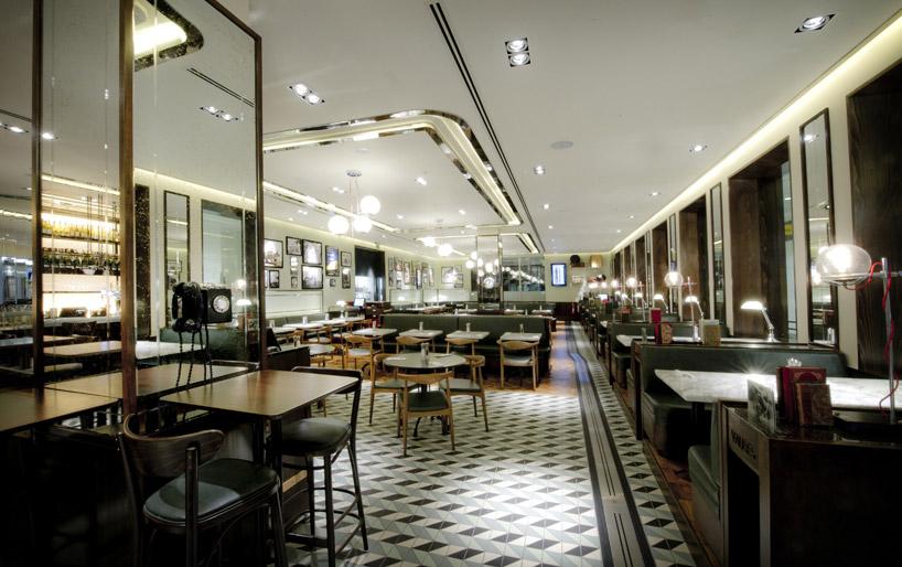 afroditi krassa oriel brasserie in sloane square london