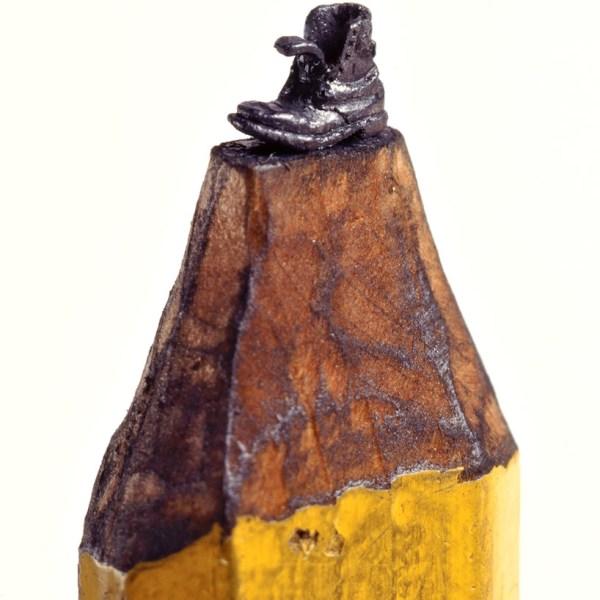 Pencil Sculptures Dalton Ghetti
