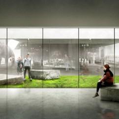 How To Design Architecture Diagram Powerflex 40 Wiring Kengo Kuma + Associates: Natural History Museum Proposal