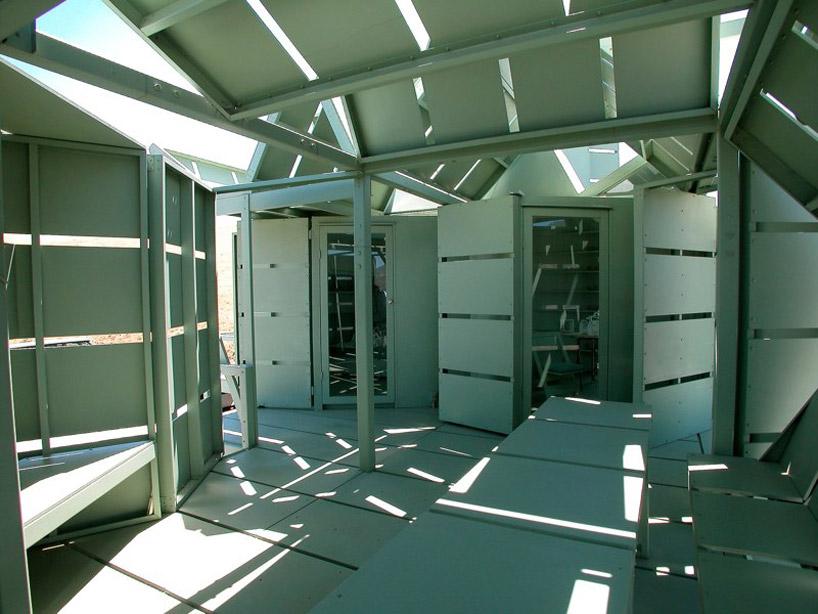 michael jantzen reinvents the built structure
