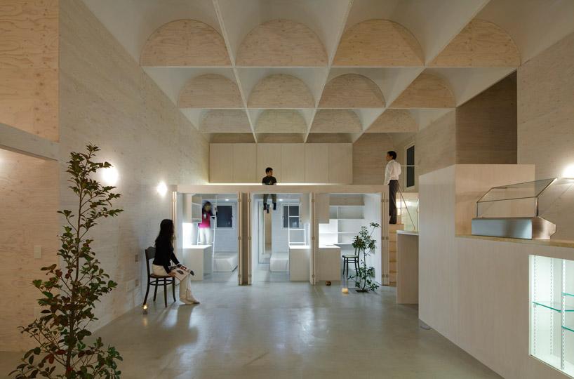 takeshi hosaka architects daylight house