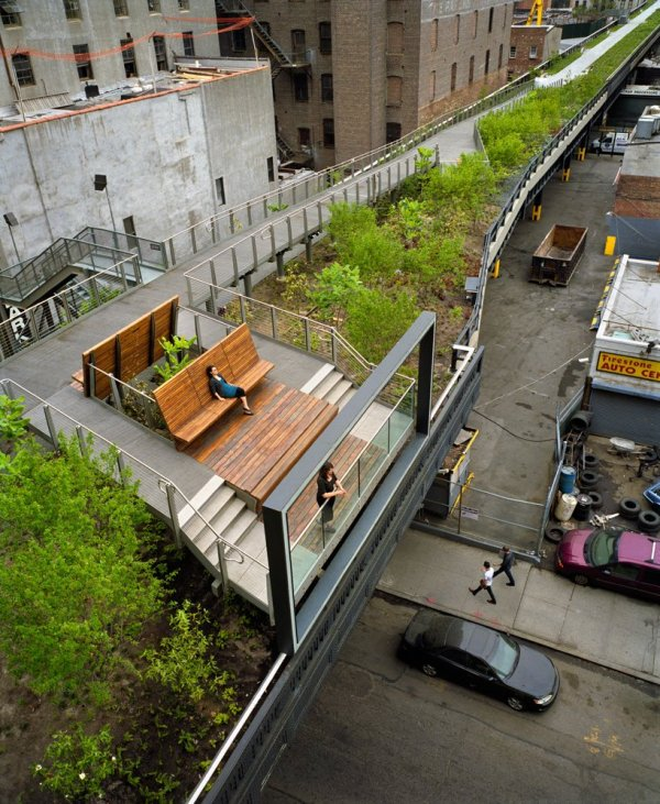 Section 2 Of High Line Open In York