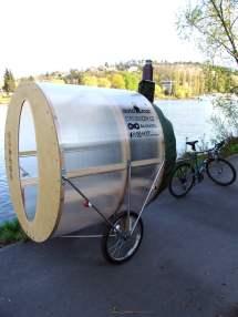 H3t Architects Bike Sauna