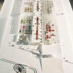 Oma Parc De La Villette Diagram Renault Megane 2 Radio Wiring Vilette Masterplan Diagrams By Studio Physical Model