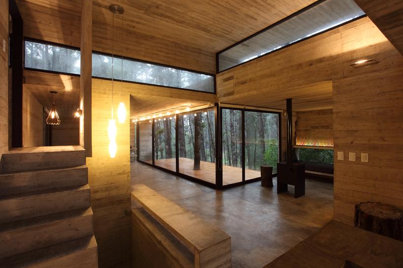 BAK arquitectos casa JD