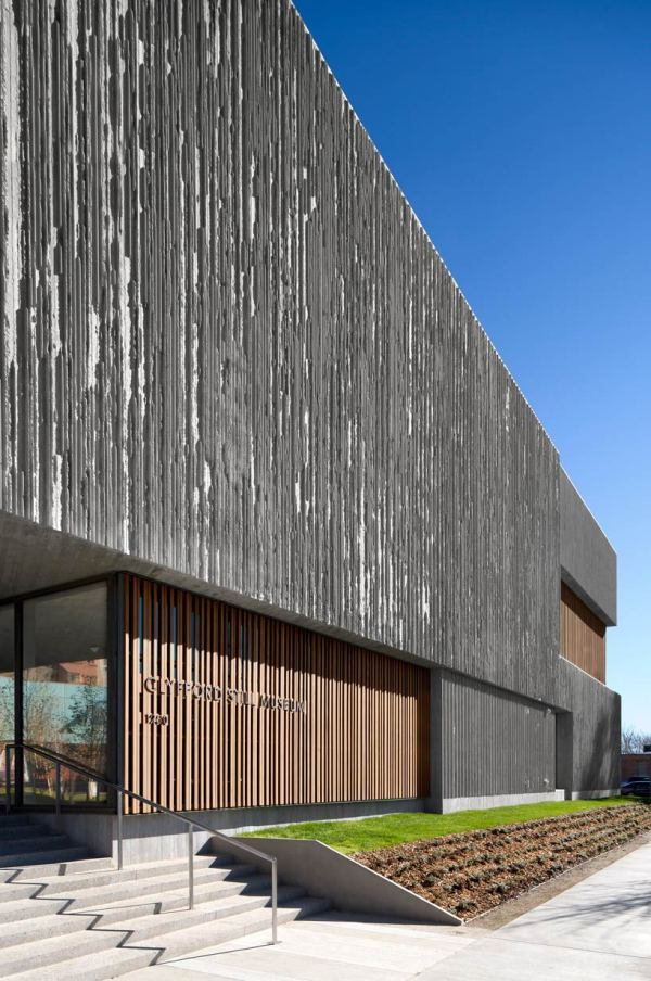 Allied Works Architecture Clyfford Museum
