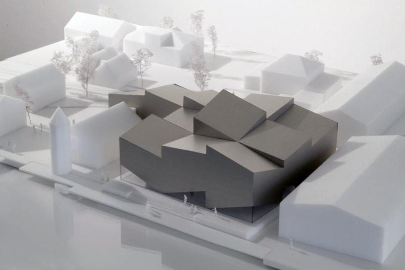 COBE architects  transform porsgrunn maritime museum and