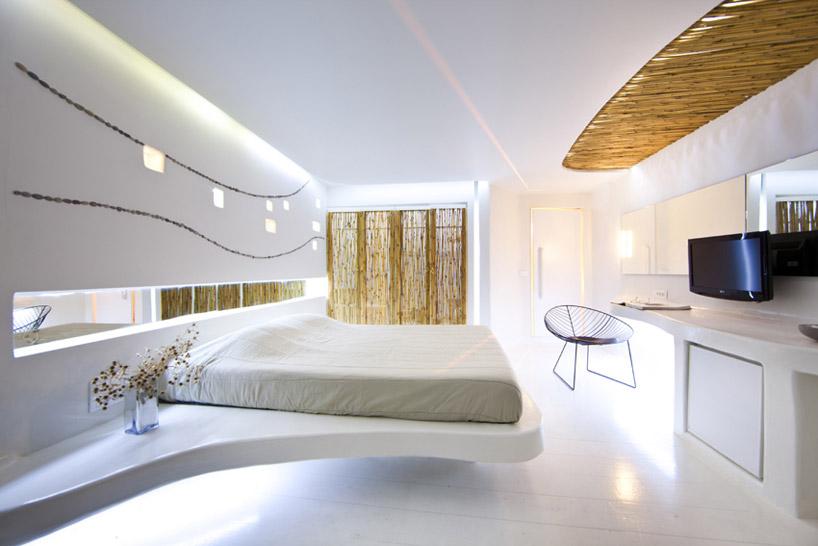 klab architecture cocoon suites