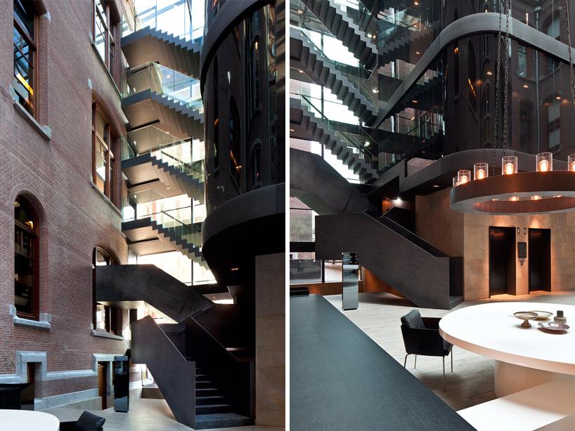 piero lissoni conservatorium hotel amsterdam