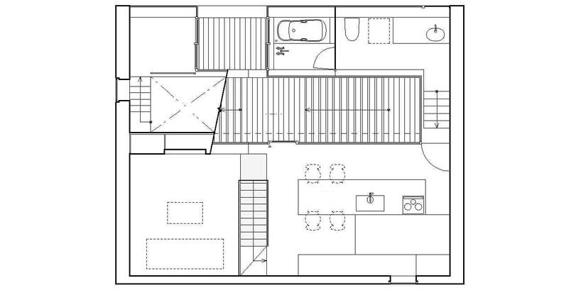 fuse atelier: house in hekida