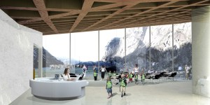 superunion architects  powerhouse pany: jøssingfjord
