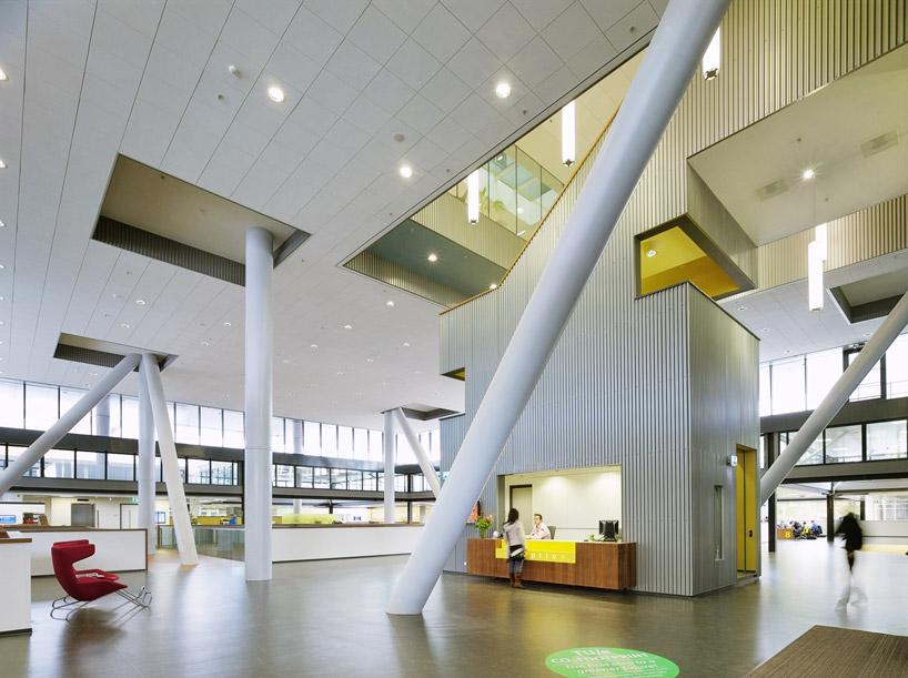 ector hoogstad architecten metaforum at TU eindhoven