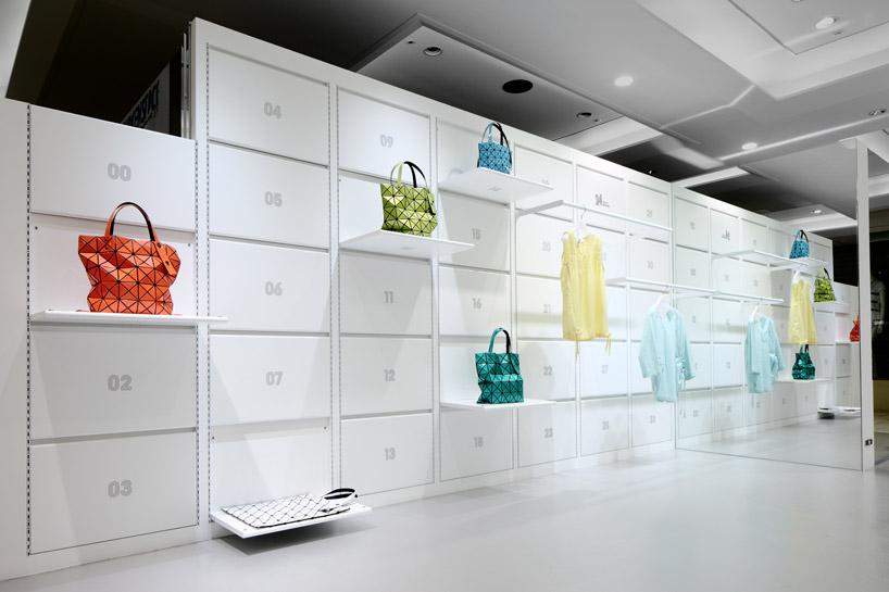 moment design 24 issey miyake store in sapporo