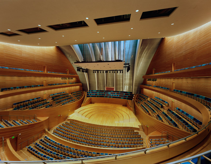 Kauffman Performing Arts Center Section