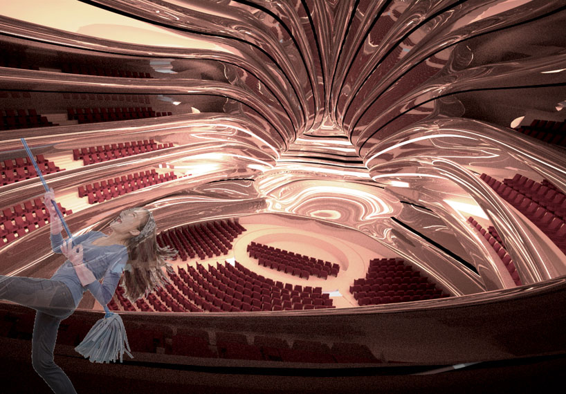 landscape concept design diagram car ac relay wiring ooda: busan opera house