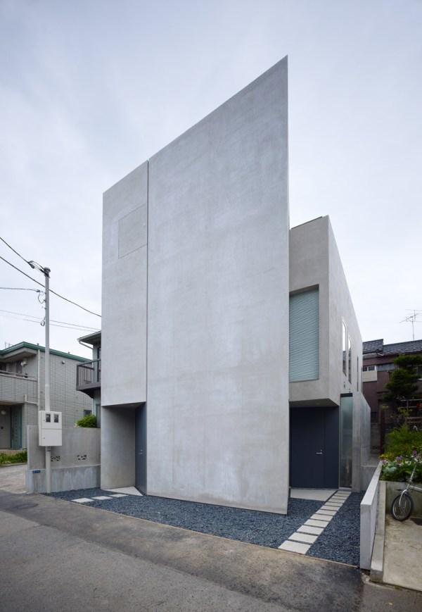 Japanese Concrete Architecture