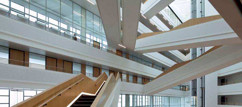 henning larsen architects spiegel headquarters complete