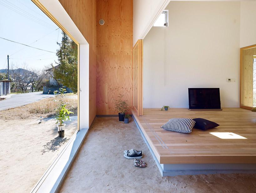 suppose design office house in takaya