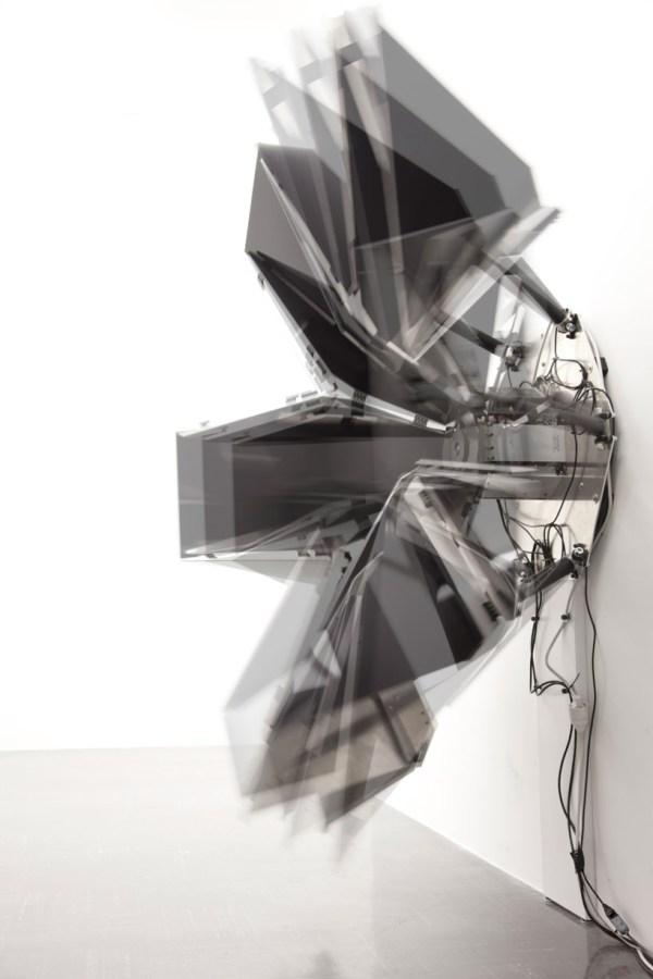 David Letellier Kinetic Sound Sculpture