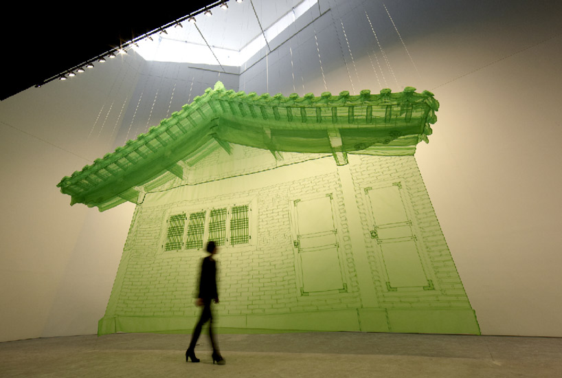 Do Ho Suh Home Within Home At Leeum Samsung Museum Of Art