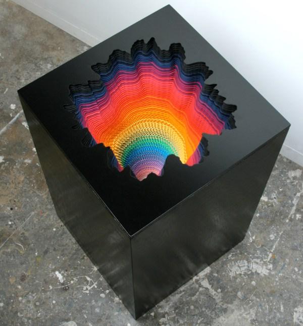 3-Dimensional Paper Art