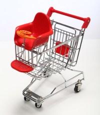 geut gonen: super seat shopping cart chair