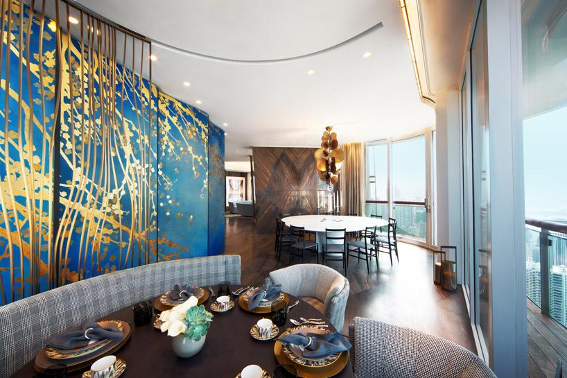 Frank Gehry Opus Hong Kong