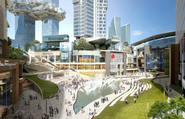 5 design dragon valley retail